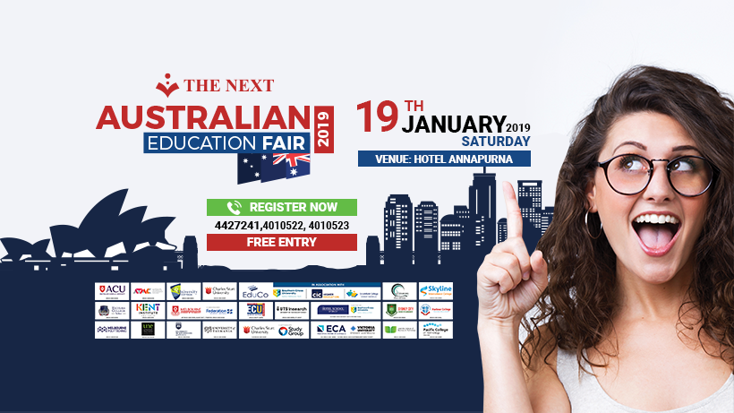 The Australia Education Fair 2019