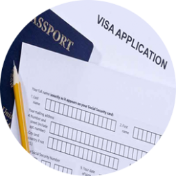 Visa Application & Lodgement