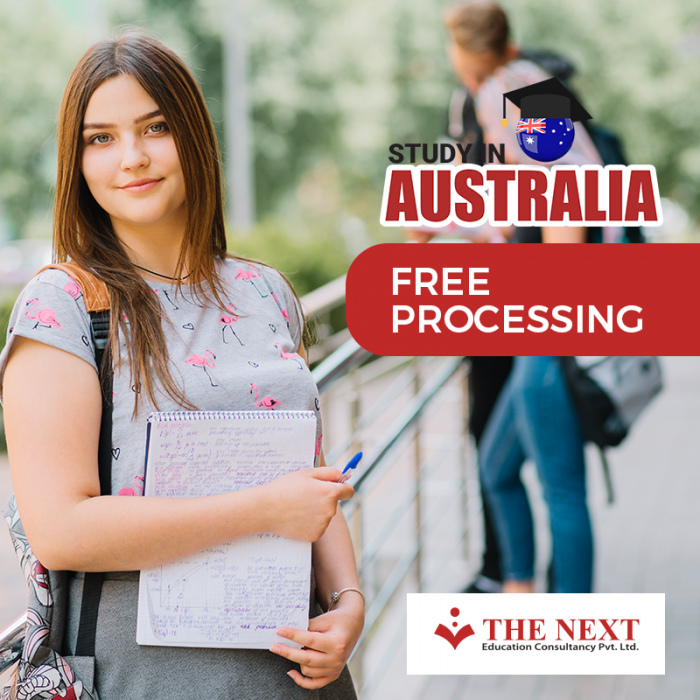 Study in Australia Guide to Nepalese Students